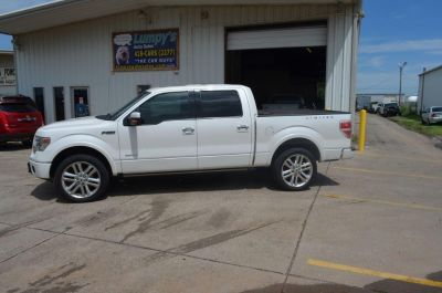 2013 Ford F-150 King Ranch (Pearl Wht)
