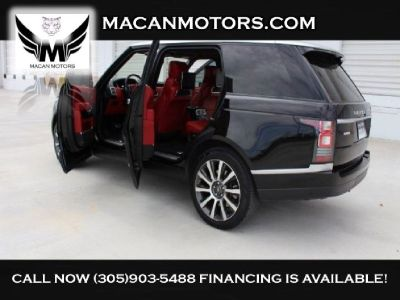 2014 RANGE ROVER AUTOBIOGRAPHY LWB MINT CONDITION!!!