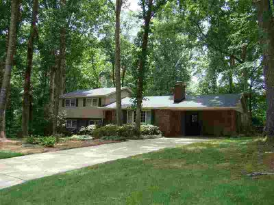 527 Royal Oak Drive Spartanburg Four BR, One owner home.