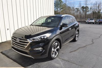 2016 Hyundai Tucson Limited (Black)