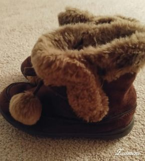 Toddler Girls Winter Boots Size 9