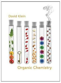 $60 OBO Organic Chemistry textbook w/ Solutions Manual