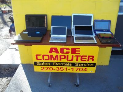 COMPUTER BARN SPECIALS: Large selection of desktop & laptop and computers tablets