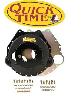 Buy Quick Time RM-8070 Bellhousing Olds/Pontiac V8 to Muncie/Saginaw/BW T-10 Trans motorcycle in Story City, Iowa, United States, for US $625.95