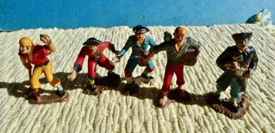A Broken Band of Plundering Pirates