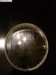 Pre -'50 Hella Headlight lens