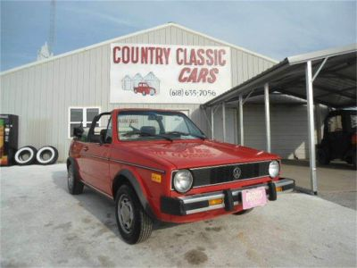 1985 Volkswagen Rabbit