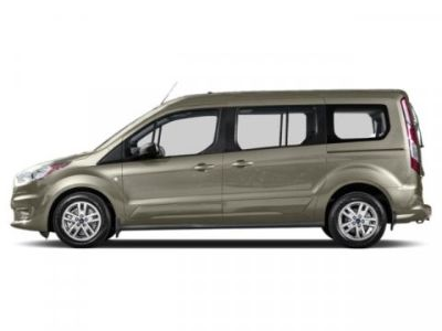 2019 Ford Transit Connect Wagon XL (Diffused Silver Metallic)