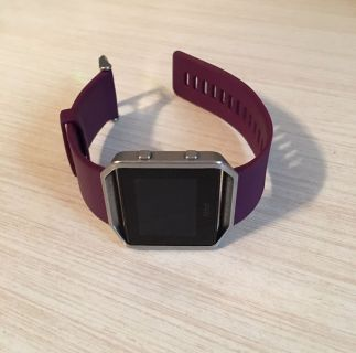FitBit Blaze (No Charger)