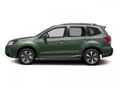 2018 Subaru Forester 2.5i Limited (Jasmine Green Metallic)