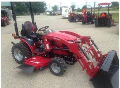 2018 Mahindra EXL224FHILM eMax 22 Tractors Elkhorn, WI