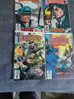 Blackhawk comics $2 each