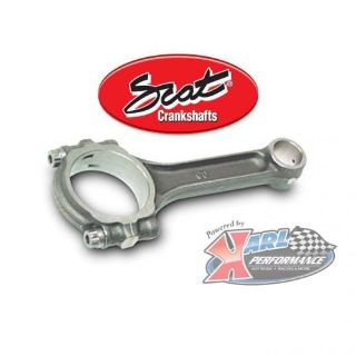 Purchase Scat Pro Stock I-Beam Bushed Connecting Rods 350 383 SBC, Sport Mod 2-ICR5700 motorcycle in Des Moines, Iowa, United States, for US $269.33