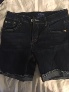 Girls size 14 Arizona jean shorts
