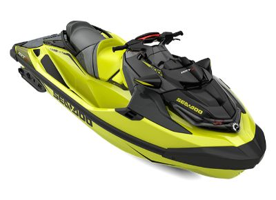 2018 Sea-Doo RXT-X 300 IBR PWC 3 Seater Watercraft Hillman, MI