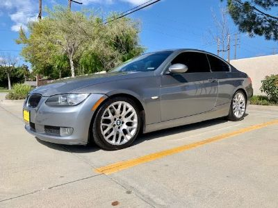 2008 BMW 3-Series 328i (Glacier Silver Metallic)