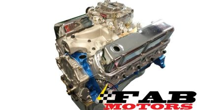 HIGH PERFORMANCE ENGINE REBUILDS