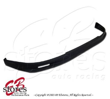 Buy PolyUrethane Front Bumper Lip Civic 99 00 2/3/4D Type M motorcycle in La Puente, California, United States, for US $29.95
