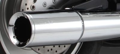 Buy Vance & Hines Pro Pipe Chrome Exhaust System 25209 Suzuki C90 Boulevard 2005-09 motorcycle in Pomona, California, US, for US $562.45