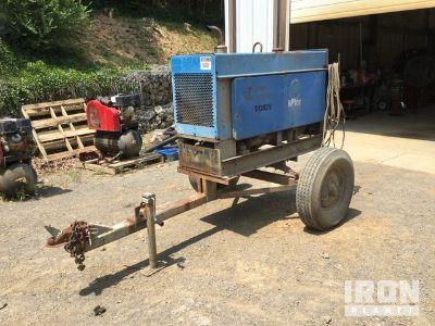 Miller Engine Driven Welder