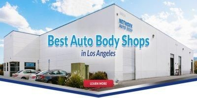 The Best Auto Body Repair For The Best Machines!