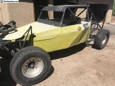 2 seat race car/ play car
