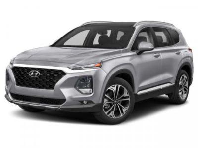 2019 Hyundai Santa Fe Ultimate (Quartz White)
