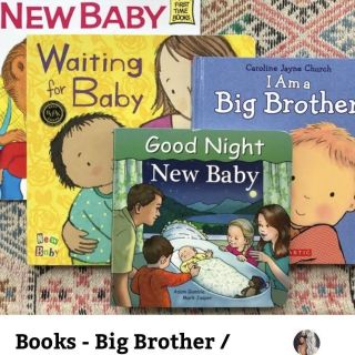 Big Brother / Baby Books