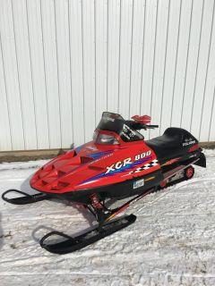 1999 Polaris Indy 800 XCR Trail Sport Snowmobiles Troy, NY