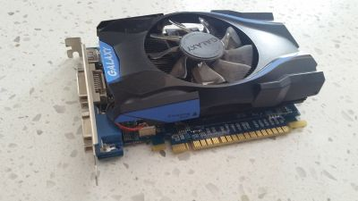 Galaxy 640 Go video card