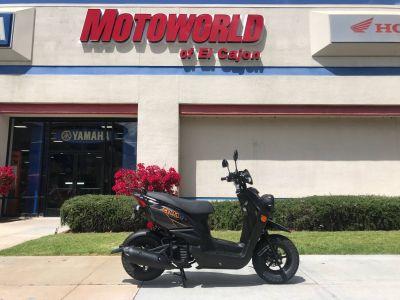 2018 Yamaha Zuma 50F 250 - 500cc Scooters EL Cajon, CA