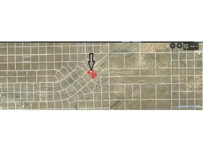Foreclosure Property in Lancaster, CA 93536 - Acre Lot Within The Community Of Fairmont W Lancaster