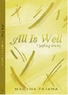 Book That Sets You Free ALL IS WELL Uplifting Poetry
