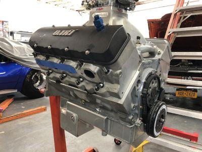 Aluminum 632 Engine