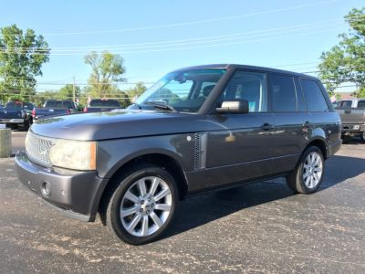 2006 Land Rover Range Rover Supercharged (Gray)