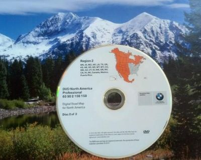 Find 158 BMW West 2011 Navigation DVD 2004 2005 M6 2008 (M3) 2006 2007 2009 M5 X5 X6 motorcycle in Colorado Springs, Colorado, US, for US $94.99