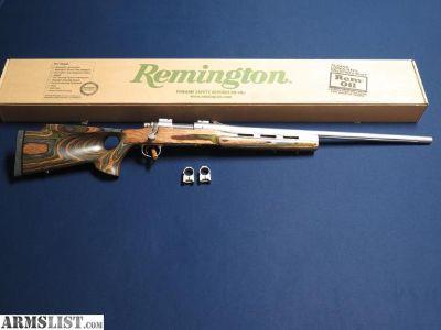 For Sale: REMINGTON 700 VSF 22-250