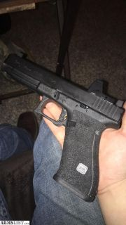 For Sale: Glock 34 with RMR and USPSA rig