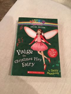 Rainbow Magic Special Edition - Paige the Christmas Play Fairy Paperback