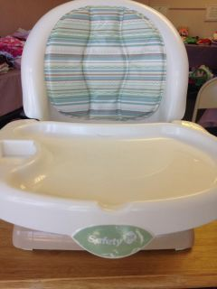 Travel Booster Seat, Safety 1st brand
