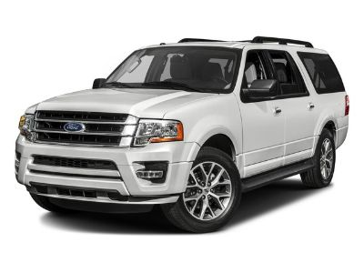 2016 Ford Expedition EL King Ranch (White)