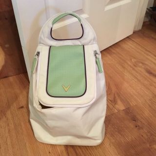 Never used Callaway golf shoe bag $3
