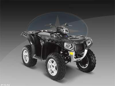 2009 Polaris Sportsman XP 850 EFI Utility ATVs Lancaster, SC