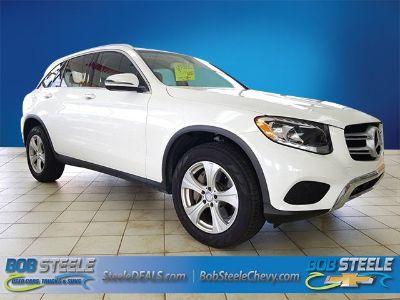 2016 Mercedes-Benz GLC (white)