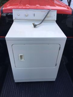 Maytag Dependable Care Plus/Heavy Duty Dryer