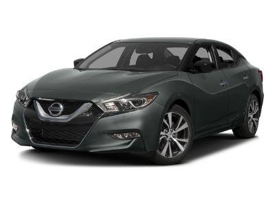 2017 Nissan Maxima SV (Super Black)