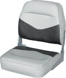 Purchase Wise Seating 8WD418-911 CONTOURED LOW BACK GY/CHARCOAL motorcycle in Stuart, Florida, United States, for US $51.85