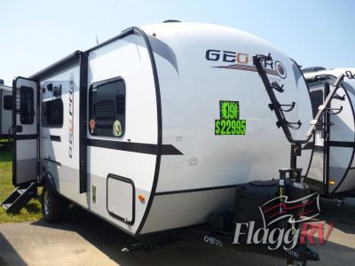 2019 Forest River Rv Rockwood Geo Pro 19FBS