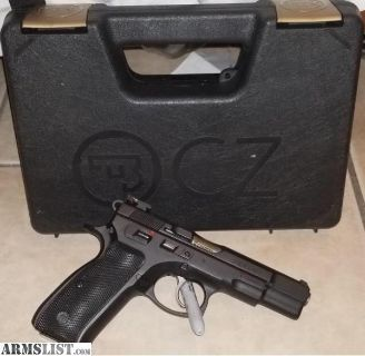 For Sale: CZ 85 Combat