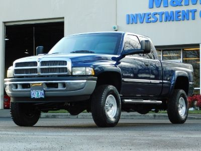 2002 Dodge RSX ST (Patriot Blue Pearl Coat)